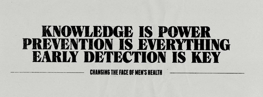 changing the face of men's health 2