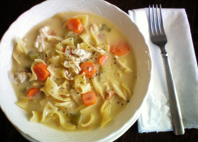 crock-pot-creamy-chicken-noodle-soup