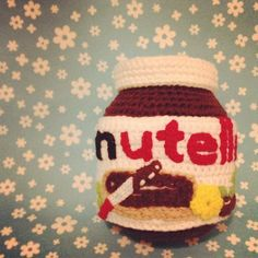 crotchet nutella