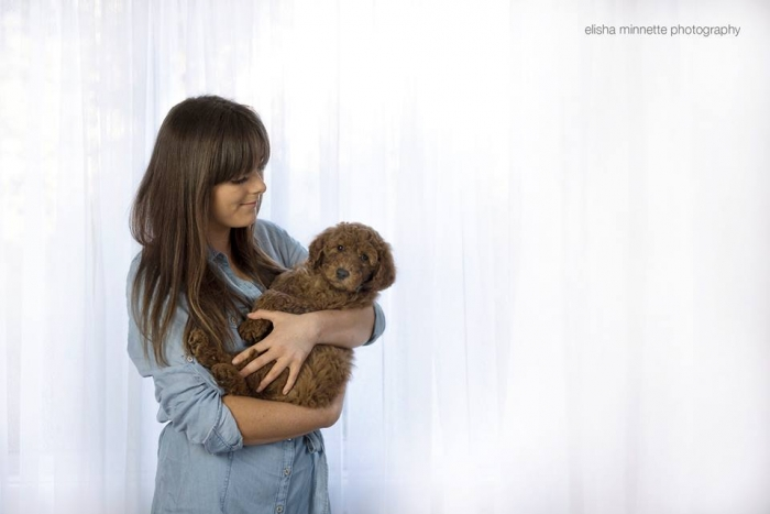cute puppy photoshoot (4)