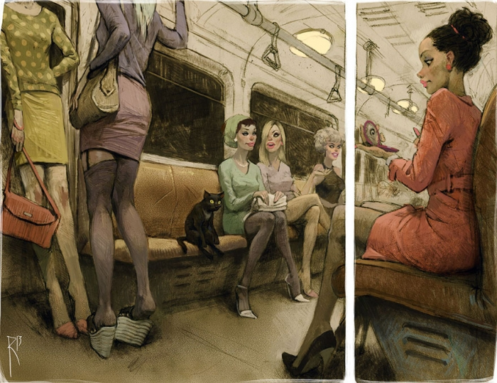 dark controversial illustrations (10)