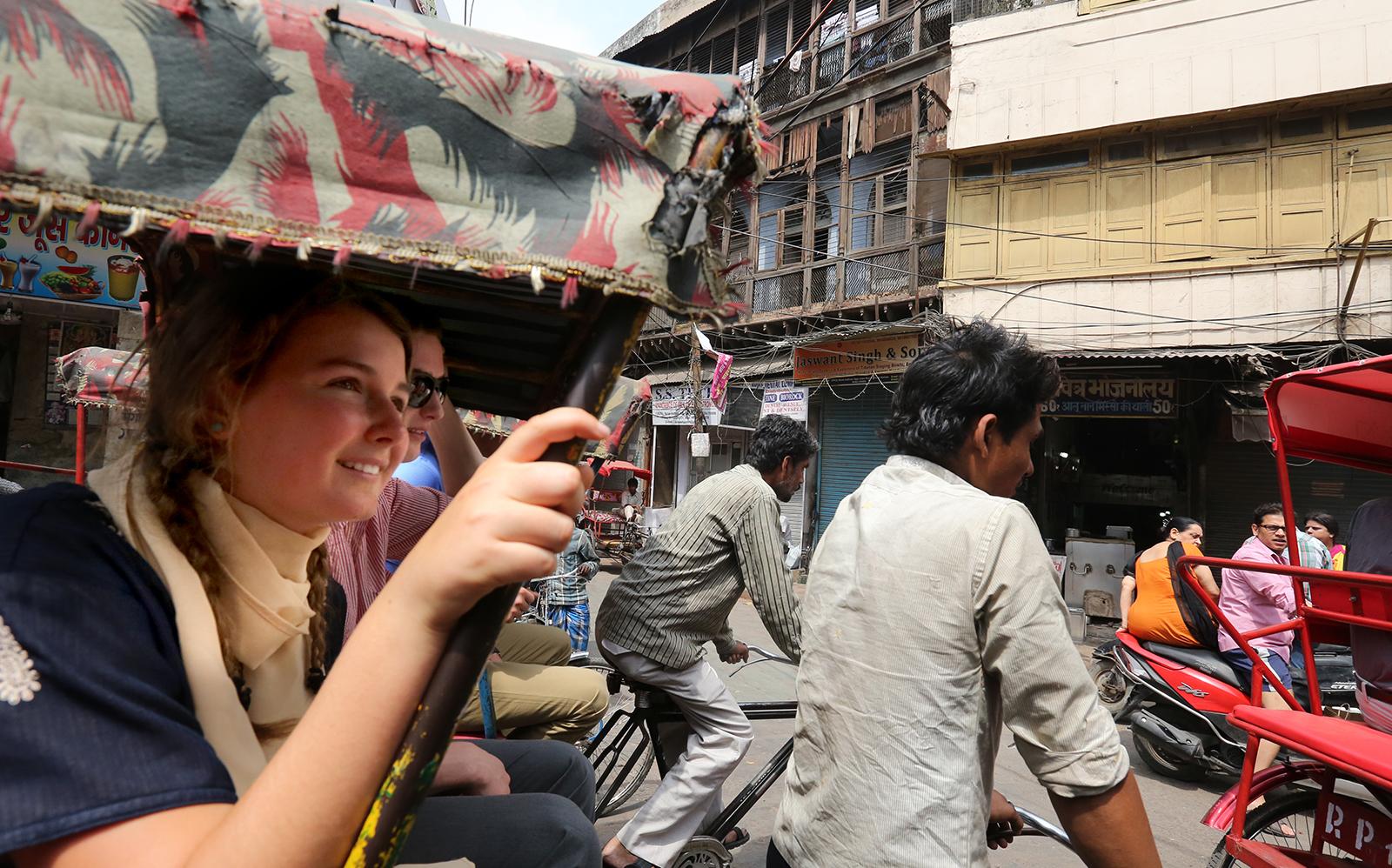 delhi travelling