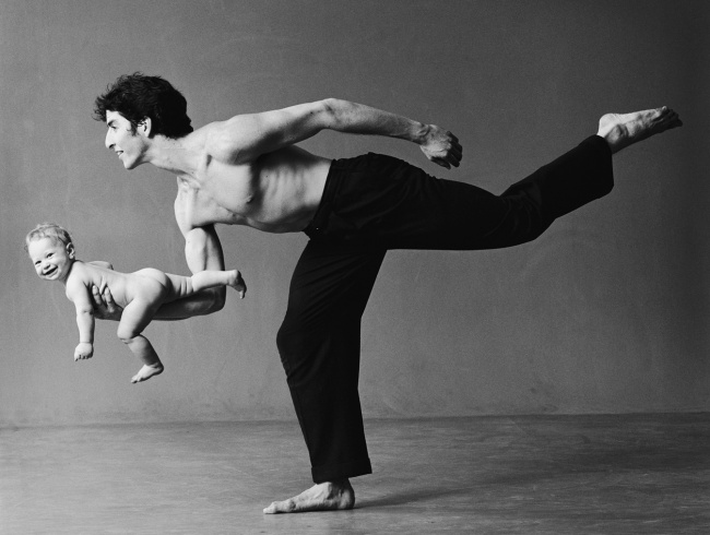 father like son contemporary dancing