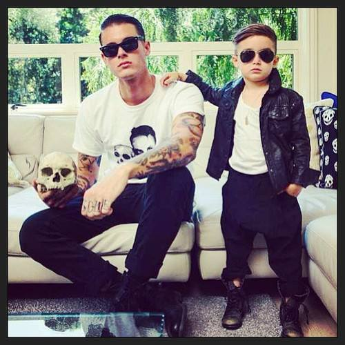father like son style