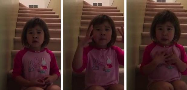 girl gives her mom a wake up call with life lessons- pictures