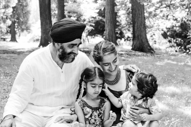 harjit-sajjan-and-family