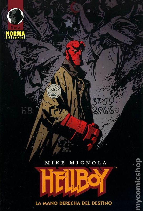 hellboy the right hand of doom reshareit