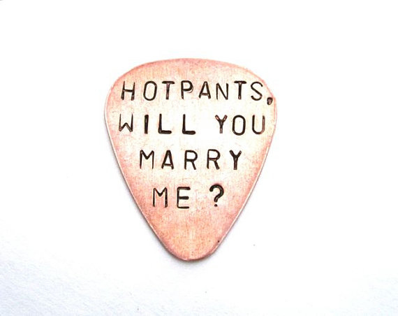 hotpants, will you marry me
