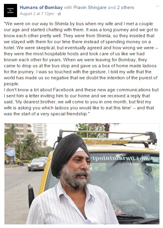 humans of bombay story 2