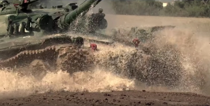 indian army latest ad tank scene
