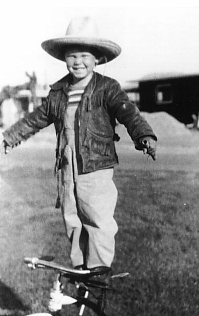 jim morrison in childhood