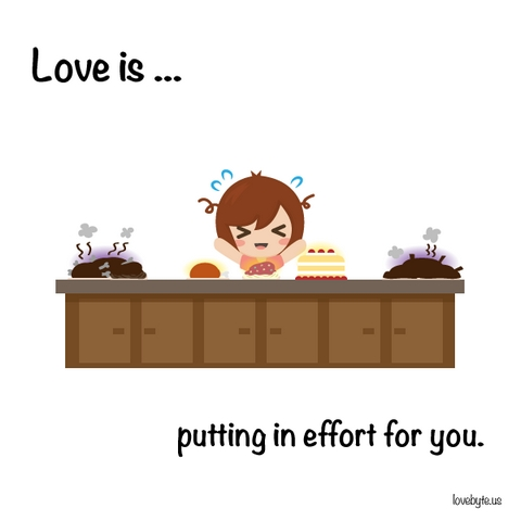 love is (11)