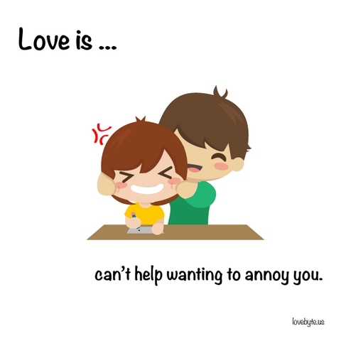 love is (12)