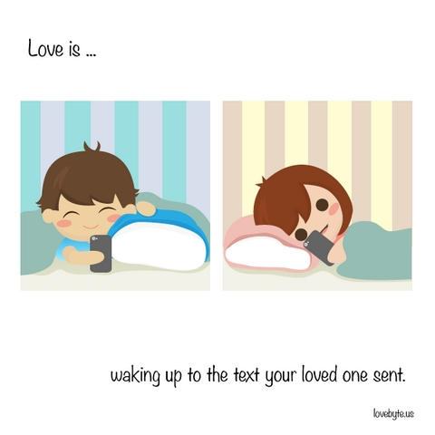 love is (13)
