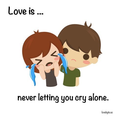 love is (14)