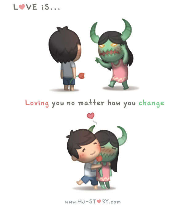 love is (1)