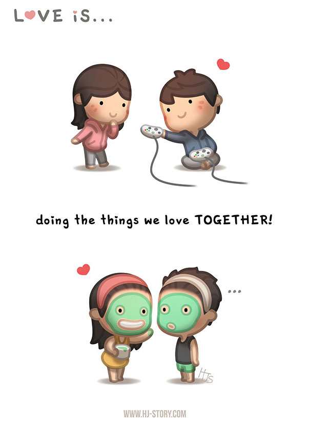 love is (2)