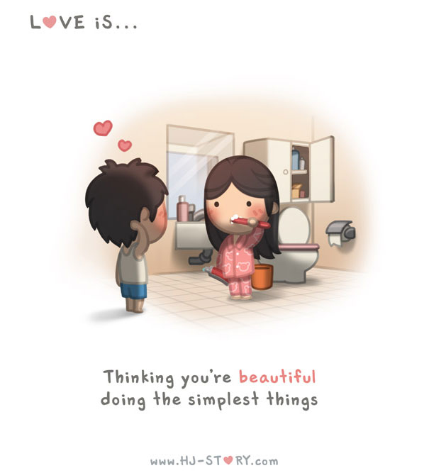 love is (4)