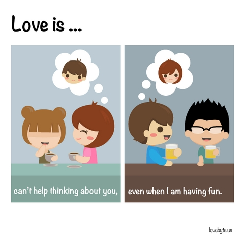 love is (5)