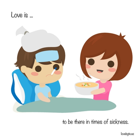 love is (6)