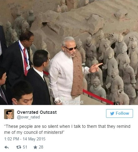 modi in china tweet 13
