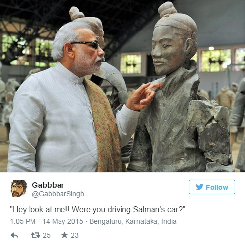 modi in china tweet 3