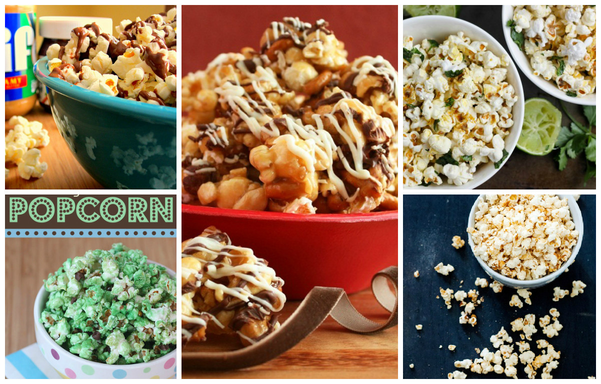5 Fantastic Ways You Can Sizzle Up Your Tub Of Popcorn