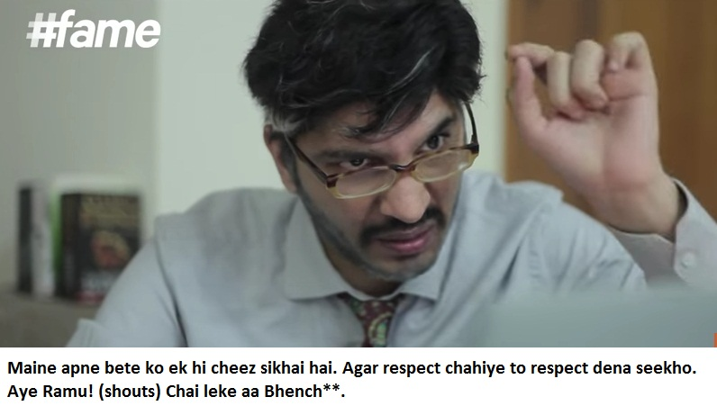 respect chahiyer