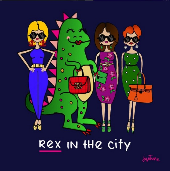 rex in the city