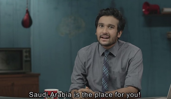 saudi arabia is the place for you-eic outrage