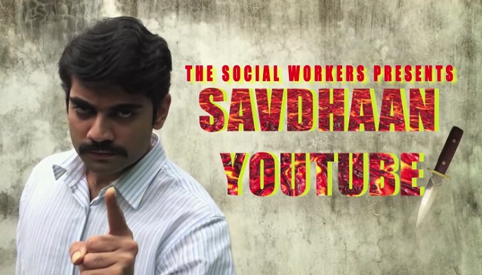 savdhaan youtube