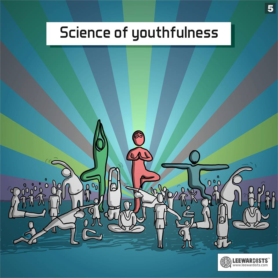 science of youthfulness