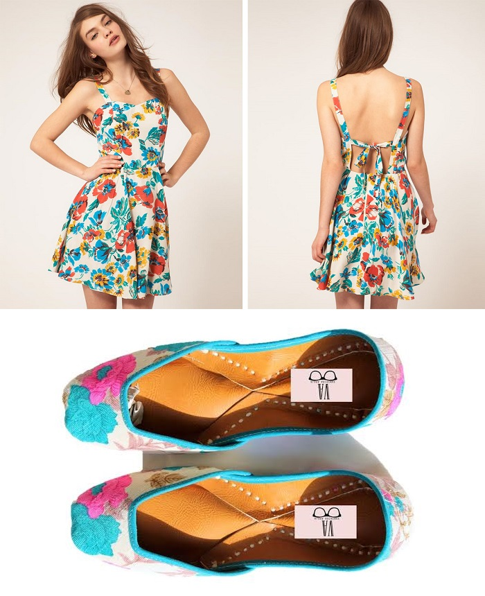 sizzle the summer dress