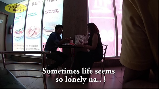 sometimes life seems lonely na