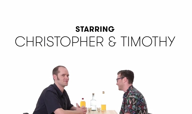 starting christopher and timothy