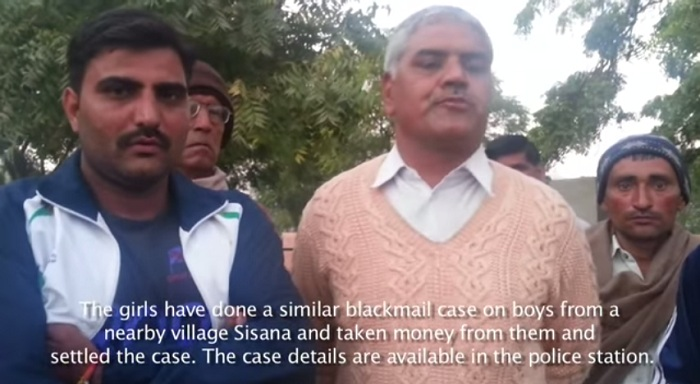 the girls had done a similar blackmail case- rohtak bravehearts