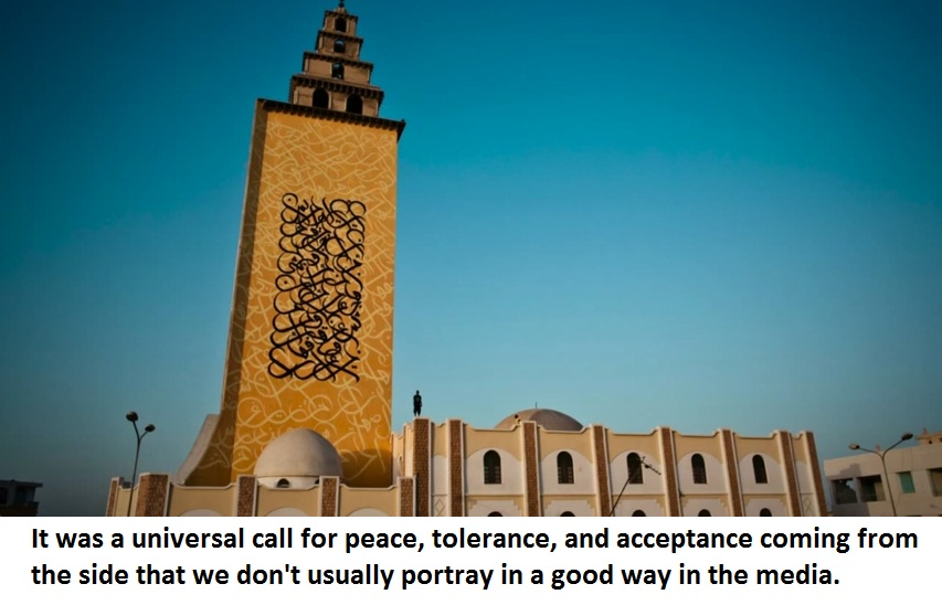 the universal call for peace