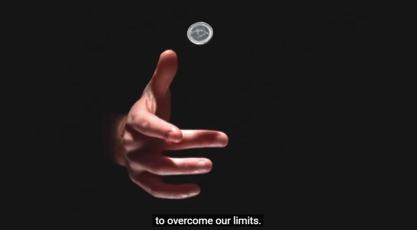 to overcome our limits