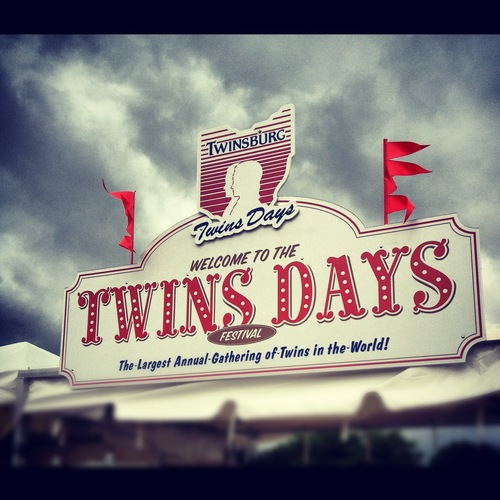 twins day