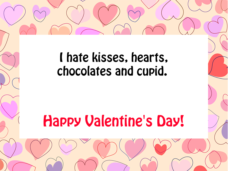 hate valentines day quotes quotesgram view images
