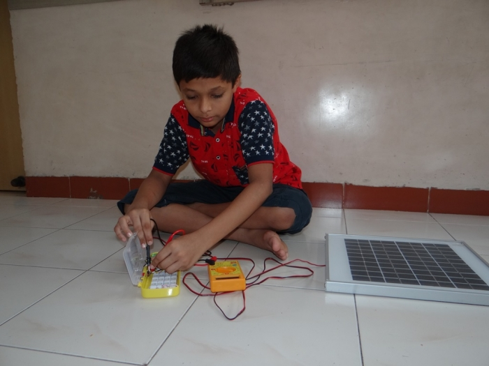 vedant thaker 11 year old inventor