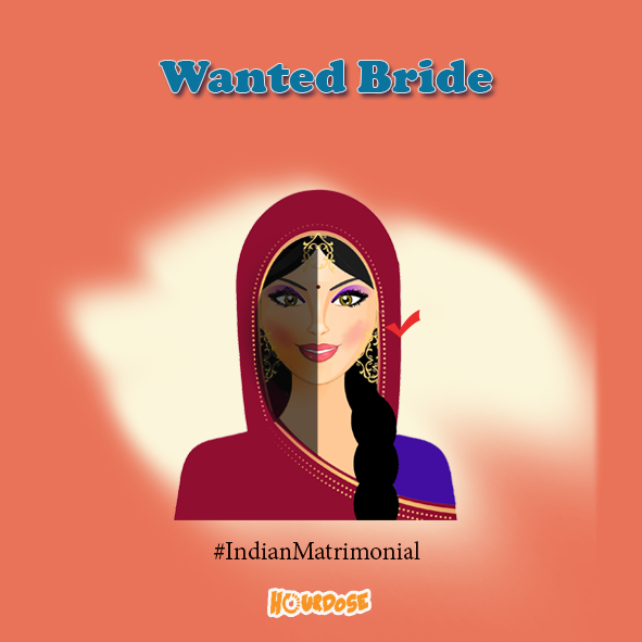 wanted bride