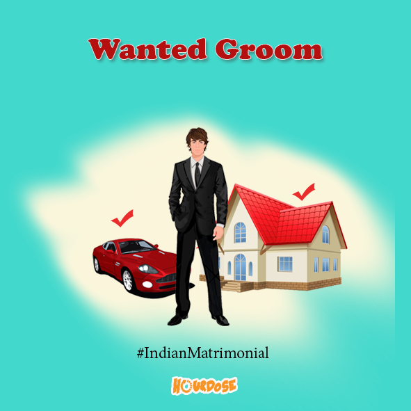 wanted groom