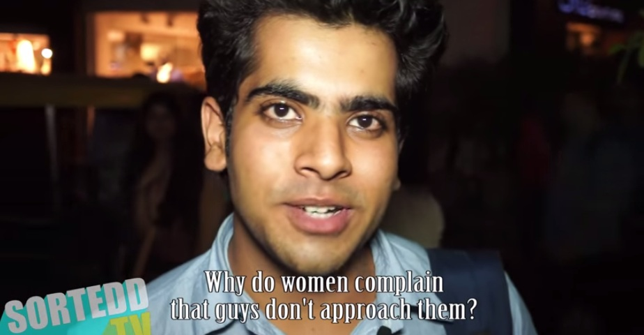 why do women complain that guys dont approach them